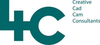 logo 4C Creative Cad Cam Consultants