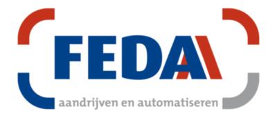 logo Federatie Aandrijven en Automatiseren