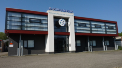 logo Fijnmechanische Industrie Goorsenberg BV