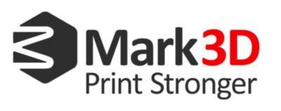 logo Mark3D Benelux BV