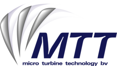 logo Micro Turbine Technology BV (MTT)