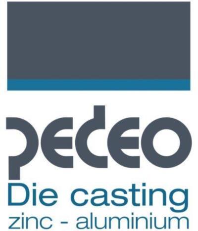 logo Pedeo Hogedrukgieterij