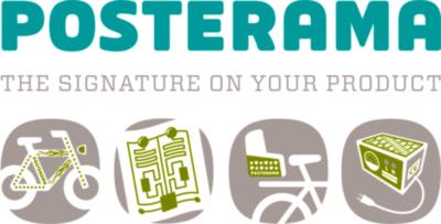 logo Posterama Screen Productions B.V.