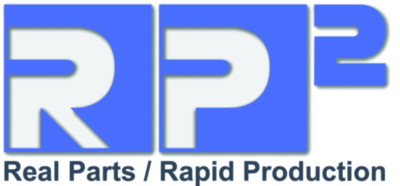 logo RP2 Real Parts/Rapid Production