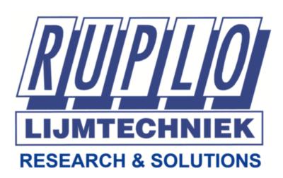logo RUPLO Lijmtechniek BV
