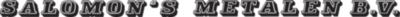 logo Salomon's Metalen bv