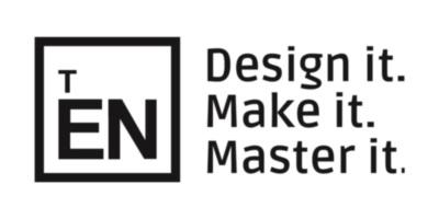 logo TEN design & engineering agency