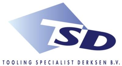 logo Tooling Specialist Derksen BV