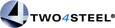 logo Two 4 Steel® BV