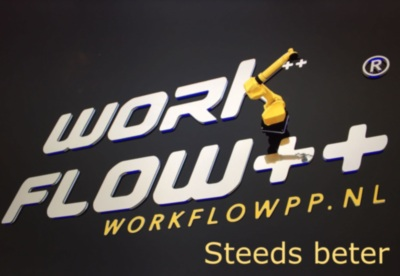 logo Workflow++, trademark of JEKO Tech BV